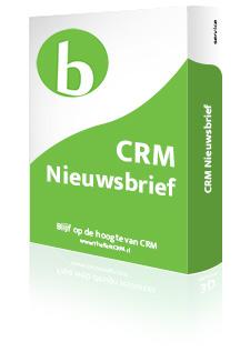 The Best CRM Nieuwsbrief