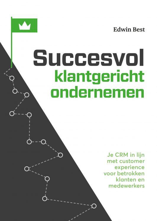 Management boek succesvol klantgericht ondernemen